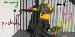 JW Anderson Uomo autunno inverno 2021: i nuovi look concettuali e crudi