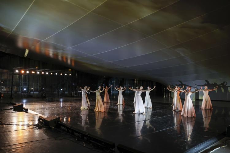 L'Opera di Roma Nuvola