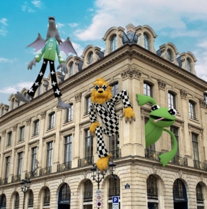 Louis Vuitton Walk in the Park: le esclusive limited edition maschili, gli eventi a Parigi