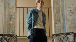 Luca Larenza autunno inverno 2021: stile classico e nostalgico, tutti i look