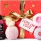 Lush bombe da bagno San Valentino 2021: le idee regalo in limited edition