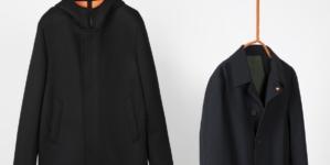 Manuel Ritz autunno inverno 2021 2022: la capsule Tech-Core e le nuove Giacche Camicie