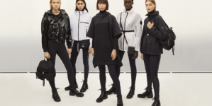 Moncler donna primavera estate 2021: la linea Living Hollywood