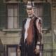 Moschino Uomo autunno inverno 2021: il post-impressionismo incontra il sartoriale, tutti i look