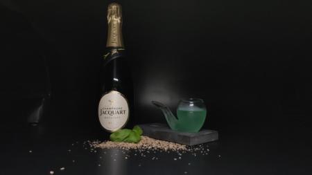 Nuovo cocktail allo champagne 2021: il drink Popeye Zeneize