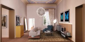 Palazzo Stefanelli Firenze: il progetto di restauro tra memorie storiche e design contemporaneo
