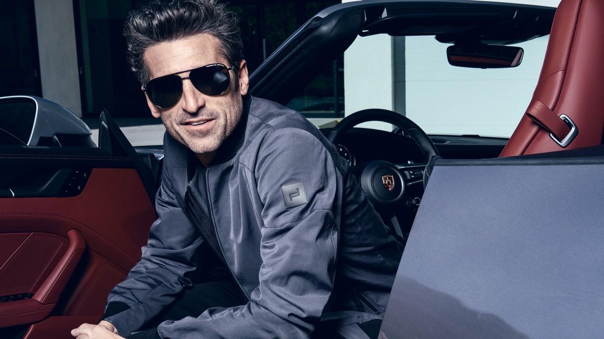Patrick Dempsey Porsche Design
