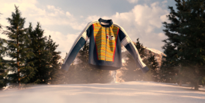 Prada Time Capsule Gennaio 2021: il cardigan in lana con un originale motivo geometrico