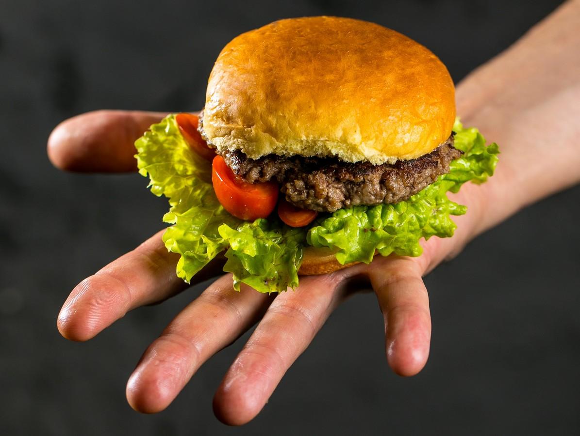 Sberla Milano hamburger