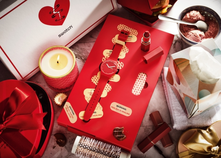 Swatch San Valentino 2021
