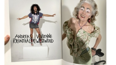 Andreas Kronthaler Vivienne Westwood 2021: la campagna primavera estate