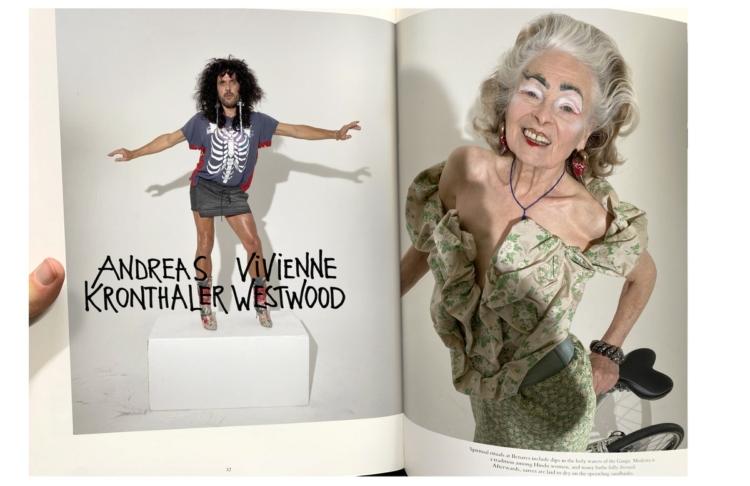 Andreas Kronthaler Vivienne Westwood 2021