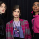 Beauty look Emporio Armani autunno inverno 2021: il make up by Linda Cantello