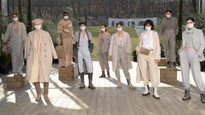 Brunello Cucinelli Donna autunno inverno 2021: il new formal contemporaneo e raffinato