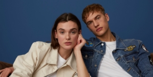 Candiani Denim Kings of Indigo: la nuova capsule collection Swim Upstream