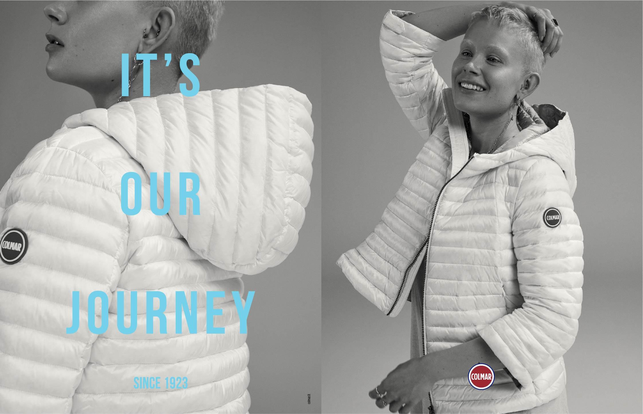 Colmar Originals campagna primavera estate 2021: viaggiare con stile e libertà