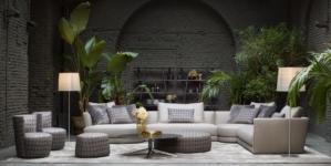 Come arredare un salotto moderno: nuovi rivestimenti per il living Verzelloni