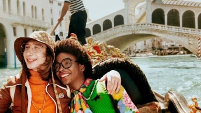 Gucci occhiali da sole primavera estate 2021: il sogno veneziano, la campagna