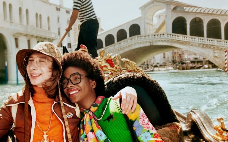 Gucci occhiali da sole primavera estate 2021