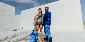 Iceberg x Kailand O. Morris: la nuova capsule collection Hype Psychedelic