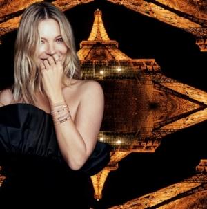 Kate Moss Messika campagna 2021: un inebriante mix di colori, il video del backstage