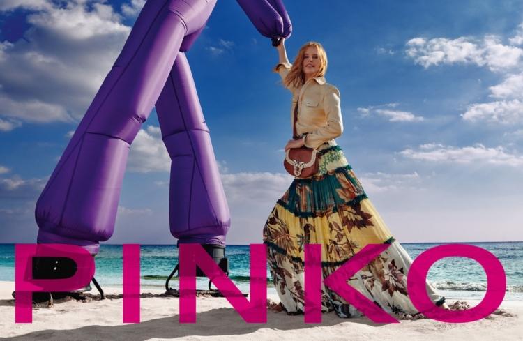 Pinko campagna primavera estate 2021