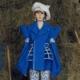 Sara Wong autunno inverno 2021: omaggio alla cultura mongola, tutti i look
