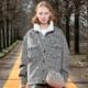 Simonetta Ravizza autunno inverno 2021: il mix di casual britannico ed eleganza francese