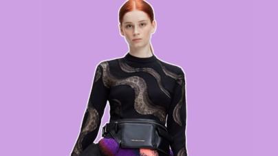 Stella McCartney collezione autunno 2021: l'audace uso del colore e materiali eco-friendly