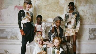 Vivienne Westwood autunno inverno 2021: eleganza inglese e tessuti eco