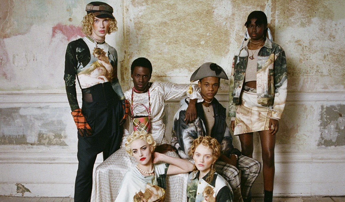 Vivienne Westwood autunno inverno 2021 cover