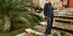 Weekend Max Mara campagna primavera estate 2021: natural chic!
