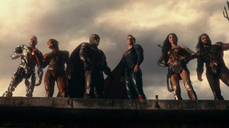 Zack Snyder's Justice Leage on demand: il film in esclusiva digitale dal 18 Marzo