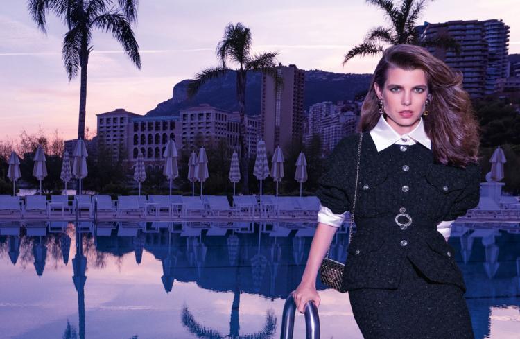 Chanel Charlotte Casiraghi campagna 2021