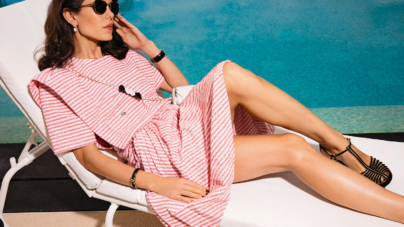 Chanel Charlotte Casiraghi campagna 2021: il cinema e Monaco, tra sogno e realtà