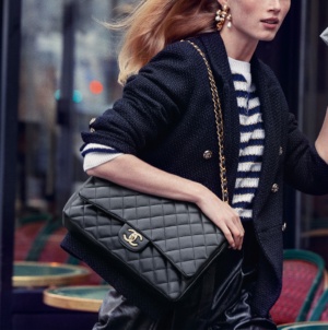 Chanel borse 11.12 primavera estate 2021: The Chanel Iconic, la nuova campagna by Inez e Vinoodh