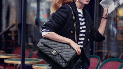 Chanel borse 11.12 primavera estate 2021: The Chanel Iconic, la nuova campagna by Inez e Vinoodh