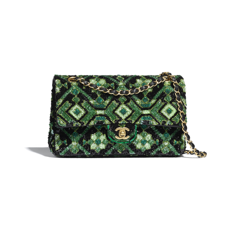 Chanel borse 11.12 primavera estate 2021