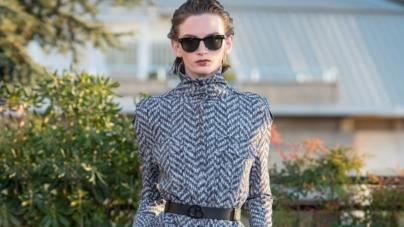 Chiara Boni La Petite Robe autunno inverno 2021: un'eleganza forte e definita, i look e il video
