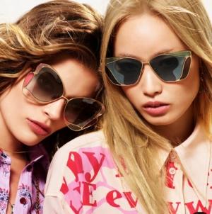 Chloé occhiali da sole estate 2021: gli iconici Gemma e la campagna diretta da Mario Sorrenti
