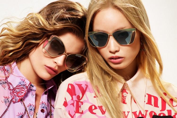 Chloé occhiali da sole estate 2021