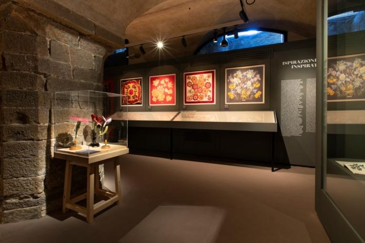 Ferragamo Museo mostra Seta