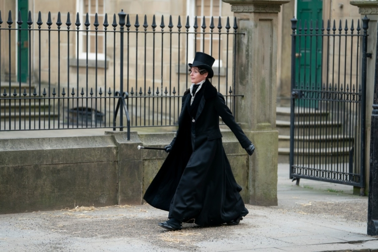 Gentleman Jack serie tv