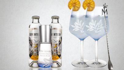 Gin Mare Kit Tonic: pensato per poter creare un gin tonic ovunque