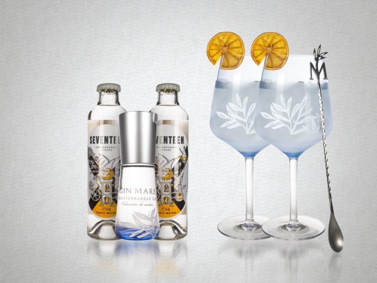 Gin Mare Kit Tonic