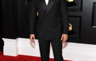 LOS ANGELES, CALIFORNIA - MARCH 14: Trevor Noah attends the 63rd Annual GRAMMY Awards at Los Angeles Convention Center on March 14, 2021 in Los Angeles, California. (Photo by Kevin Mazur/Getty Images for The Recording Academy )