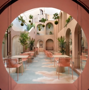 Hotel Leon's Place Roma: lo charme e il design Pedrali nel cuore della Città Eterna