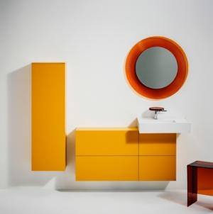 Kartell by Laufen novità 2021: prodotti inediti, nuovi colori e finiture