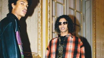 Lanvin Uomo autunno inverno 2021: la cultura pop e lo streetwear, tutti i look