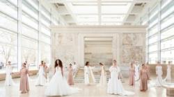 Laura Biagiotti autunno inverno 2021: Age of Women, l'eleganza nella visione più classica